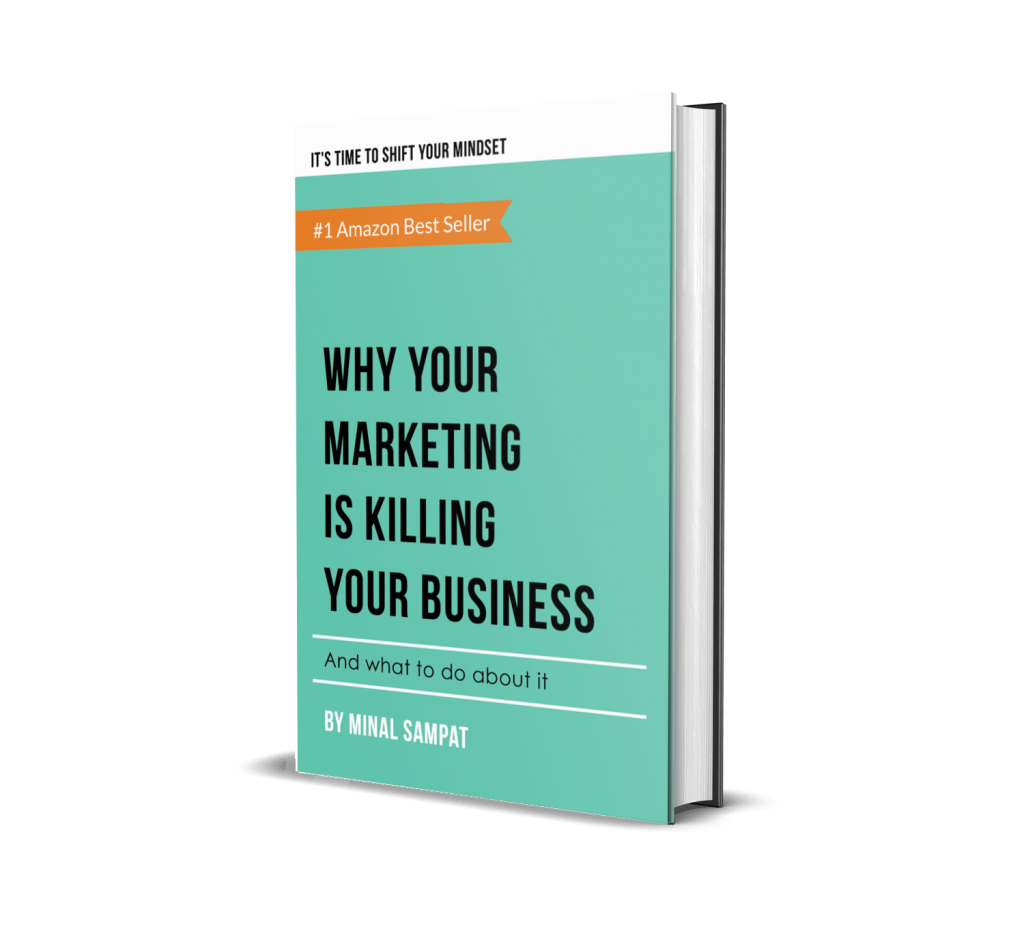 Why Your Marketing is Killing Your Business Book Cover
