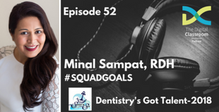 Minal Sampat Digital Classroom Podcast