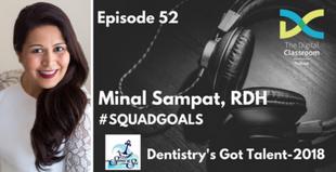 Minal Sampat Digital Classroom Podcast